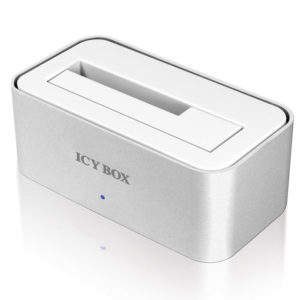 "ICY BOX IB-111StU3-Wh DOCK 2.5""&3.5"" SATA HDD USB3.0                     /20705 