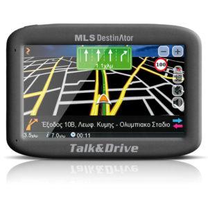 MLS DESTINATOR 433 TALK&DRIVE (GREECE-CYPRUS)  33.ML.520.194 | SMARTPHONES / TABLETS / GPS | elabstore.gr