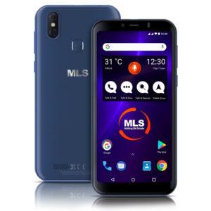 MLS Join 3G DS Blue | SMARTPHONES / TABLETS / GPS | elabstore.gr