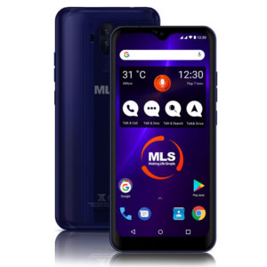 MLS Inspire Blue 33.ML.530.383 | SMARTPHONES / TABLETS / GPS | elabstore.gr