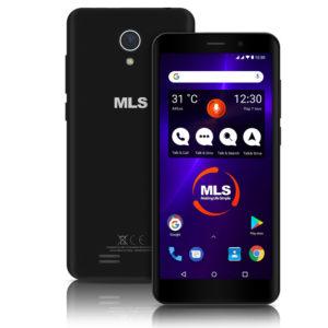 MLS STYLE BLACK 4G DUAL SIM | SMARTPHONES / TABLETS / GPS | elabstore.gr