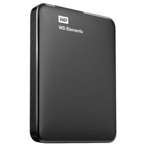 "WD ELEMENTS 500GB 2.5"" - WDBUZG5000ABK BLACK EXTERNALL HDD   ΠΕΡΙΦΕΡΕΙΑΚΑ Η/Υ & LAPTOP   elabstore.gr"