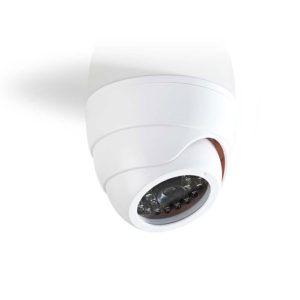 NEDIS DUMCD30WT Dummy Security Camera, Dome, White | SECURITY | elabstore.gr