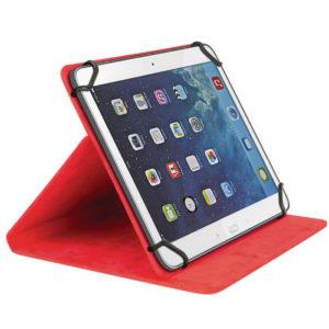 "NEDIS TCVR10100RD Tablet Folio Case 10"" Universal Red | SMARTPHONES / TABLETS / GPS | elabstore.gr"
