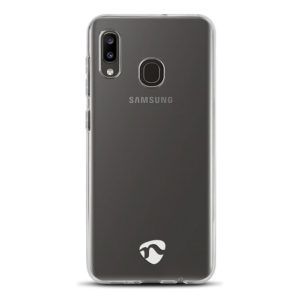 NEDIS SJC10026TP Jelly Case for Samsung Galaxy A40 Transparent | SMARTPHONES / TABLETS / GPS | elabstore.gr