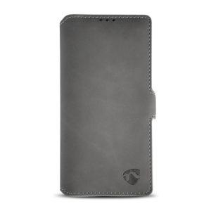 NEDIS SSW10021BK Soft Wallet Book for Samsung Galaxy A50 Black | SMARTPHONES / TABLETS / GPS | elabstore.gr