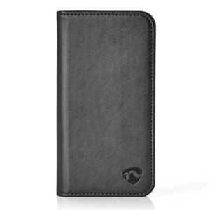 NEDIS SWB10028BK Wallet Book for Samsung Galaxy A70 Black | SMARTPHONES / TABLETS / GPS | elabstore.gr