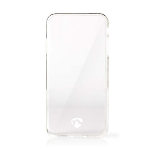 NEDIS SJC30010TP Jelly Case for Huawei P20 Lite / Nova 3 Transparent | SMARTPHONES / TABLETS / GPS | elabstore.gr