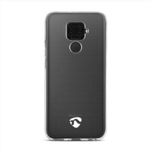 NEDIS SJC30029TP Jelly Case for Huawei Mate 30 Lite / Nova 5i Pro Transparent | SMARTPHONES / TABLETS / GPS | elabstore.gr