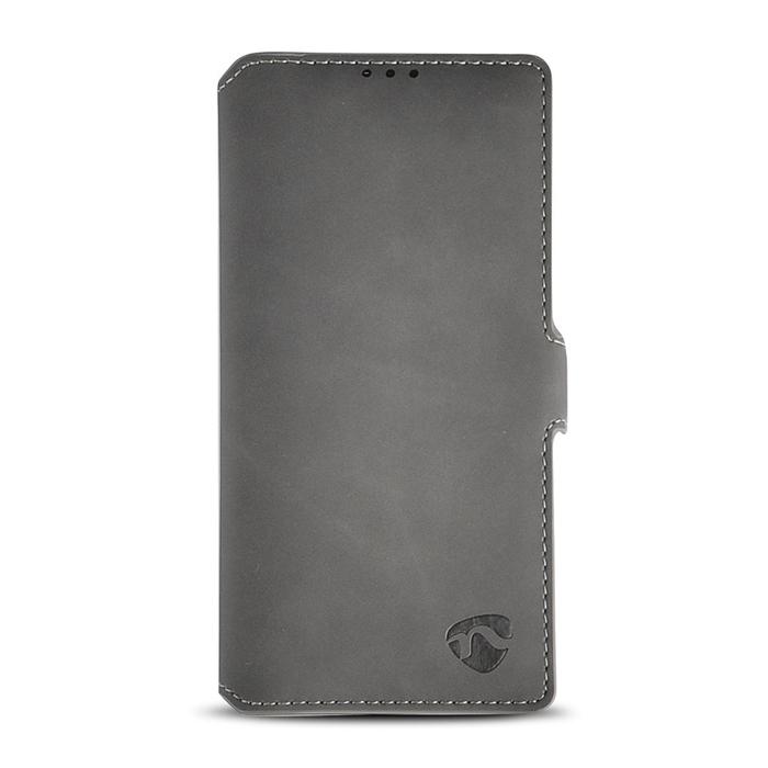 NEDIS SSW10024BK Soft Wallet Book for Samsung Galaxy Note 10 Plus Black | SMARTPHONES / TABLETS / GPS | elabstore.gr