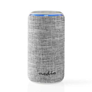 NEDIS SPVC7000WT Smart Wifi Speaker 15 W Amazon Alexa Far Field Voice Control Wh   SMARTPHONES / TABLETS / GPS   elabstore.gr