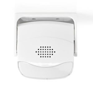 NEDIS AMLRMMW40WT Door Entry Motion Alarm Wall or Ceiling Mount Chime | SECURITY | elabstore.gr