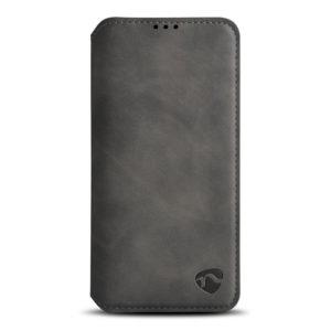 NEDIS SSW20008BK Soft Wallet Book for Apple iPhone 11 Black   SMARTPHONES / TABLETS / GPS   elabstore.gr