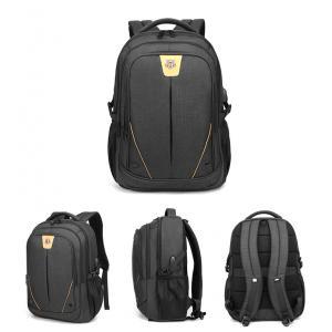 ARCTIC HUNTER τσάντα πλάτης GB00369-BK με θήκη laptop, αδιάβροχη, μαύρη | Οικιακές & Προσωπικές Συσκευές | elabstore.gr