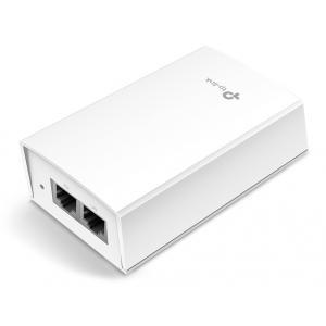 TP-LINK Gigabit PoE Adapter TL-POE4824G, 48V 24W, power cable, Ver. 1.0 | Δικτυακά | elabstore.gr