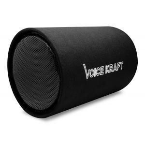 """VOICE KRAFT active subwoofer VK-1201, 300W, 12"""", μαύρο   Gadgets   elabstore.gr"""
