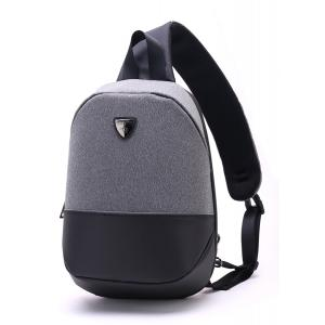 ARCTIC HUNTER τσάντα Crossbody XB00050-LG, tablet, αδιάβροχη, γκρι | Οικιακές & Προσωπικές Συσκευές | elabstore.gr