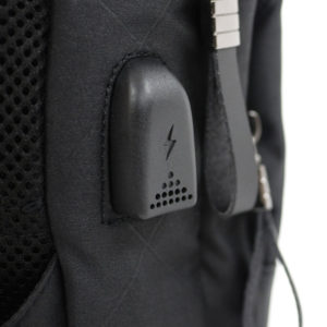 ARCTIC HUNTER Τσάντα Crossbody XB00089-GY, USB, αδιάβροχη, γκρι | Οικιακές & Προσωπικές Συσκευές | elabstore.gr