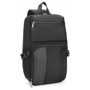 ARCTIC HUNTER Τσάντα Crossbody XB00096-BK, αδιάβροχη, μαύρη | Οικιακές & Προσωπικές Συσκευές | elabstore.gr
