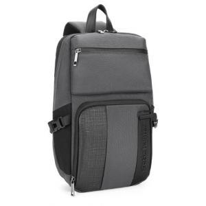 ARCTIC HUNTER Τσάντα Crossbody XB00096-GY, αδιάβροχη, γκρι | Οικιακές & Προσωπικές Συσκευές | elabstore.gr