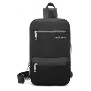 ARCTIC HUNTER Τσάντα Crossbody XB00109-BK, πτυσσόμενη, μαύρη | Οικιακές & Προσωπικές Συσκευές | elabstore.gr