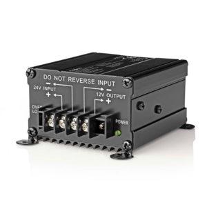NEDIS POCO103 Power Converter 24 V DC - 12 V DC 10 A Output | ΜΠΑΤΑΡΙΕΣ / ENERGY | elabstore.gr