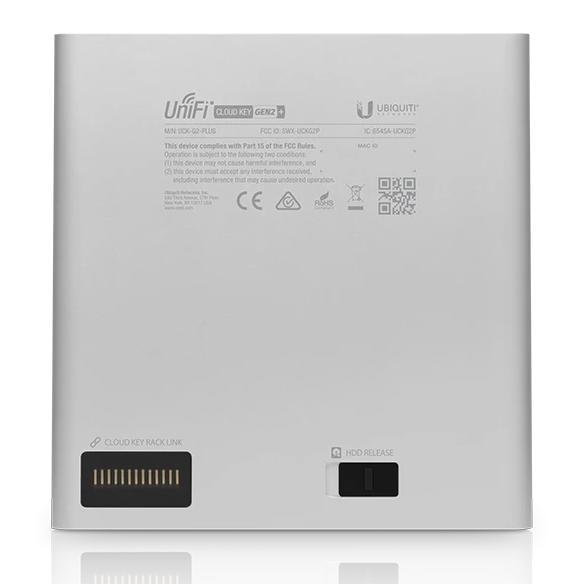 UBIQUITI UniFi Controller Cloud Key Gen2 Plus, 1TB HDD | Δικτυακά | elabstore.gr