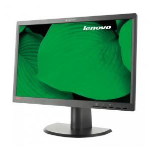 "LENOVO used Οθόνη LT2252P, 22"" 1680 x 1050, DVI-D/VGA/Display port, FQ 