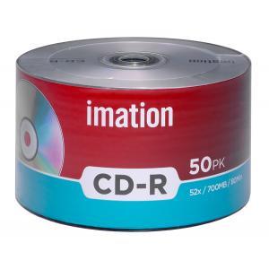ΙΜΑΤΙΟΝ CD-R 901OEDRIMX002, 700MB/80min, 52x speed, Cake 50   Αναλώσιμα - Είδη Γραφείου   elabstore.gr
