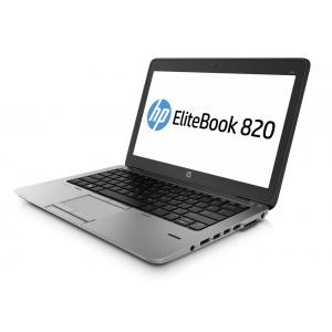 "HP Laptop 820 G2, i5-5200U, 8GB, 240GB SSD, 12.5"", Cam, REF FQ 