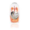 Ακουστικό Earphone Orange Maxell | ELABSTORE.GR