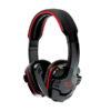 Raven Ακουστικό με μικρόφωνο gaming Κόκκινο EGH310R | ELABSTORE.GR