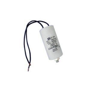 Πυκνωτής Λειτουργίας Well 4μF με καλώδιο 400V MOTCAP-4UF-WR-WL | ELABSTORE.GR