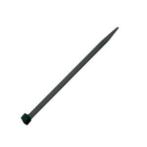 Δεματικά καλωδίων  Μαύρα 3.6 x 300mm 100τεμ/Συσκ COM | ELABSTORE.GR