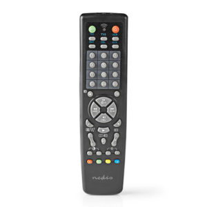 NEDIS TVRC2200BK Universal Remote Control Preprogrammed Control 10 Devices | ΕΙΚΟΝΑ / ΗΧΟΣ | elabstore.gr