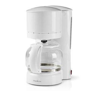 NEDIS KACM110EWT Coffee Maker 11 Cup Capacity White | ΜΙΚΡΟΣΥΣΚΕΥΕΣ / ΕΠΟΧΙΑΚΑ / ΛΕΥΚΕΣ ΣΥΣΚΕΥΕΣ | elabstore.gr