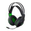 Thanderbird Ακουστικό με μικρόφωνο gaming w/Led μαύρο/πράσινο EGH430 | ELABSTORE.GR