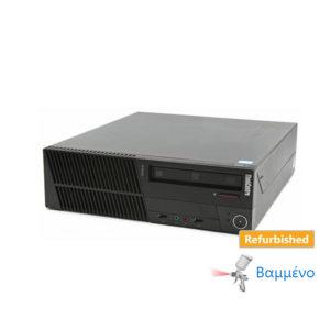 Lenovo M82 SFF i5-3470/4GB DDR3/250GB/DVD-RW/7P Grade A Refurbished PC | ELABSTORE.GR