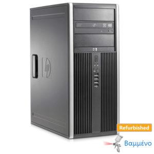 HP 8200 Tower i5-2400/4GB DDR3/500GB/DVD-RW/Grade A Refurbished PC | ELABSTORE.GR