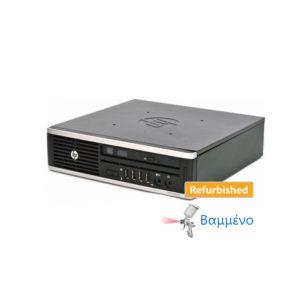 HP 8200 Elite USFF i5-2400s/4GB DDR3/500GB/DVD Grade A Refurbished PC   ELABSTORE.GR