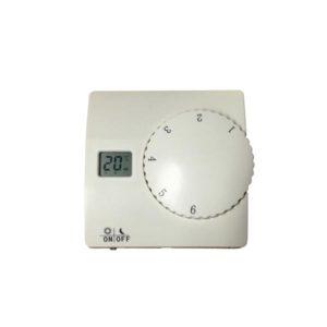 Θερμοστάτης χώρου με οθόνη BRAVO | ELABSTORE.GR