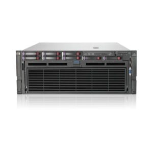 Refurbished Server HP DL580 G7 R4U 4xE7520/16GB DDR3/3x146GB/4xPSU/DVD | ELABSTORE.GR