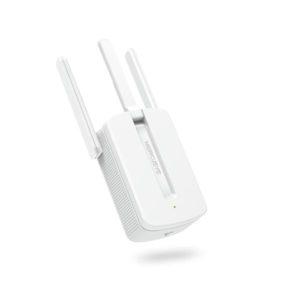 MERCUSYS MW300RE Wi-Fi Range Extender 300Mbps RANGE-MW300RE-MCS | ELABSTORE.GR