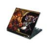 H-751  Laptop Skin Monster | ELABSTORE.GR