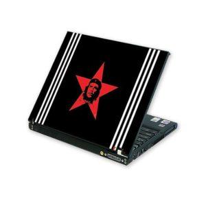 H-863  Laptop Skin Red Star | ELABSTORE.GR