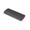 Φορητός Φορτιστής 13800mA μαύρο/κόκκινο  Power Bank | ELABSTORE.GR