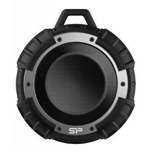 SILICON POWER φορητό ηχείο BS71, bluetooth/3.5mm, 1000mAh, IPX8, μαύρο | Εικόνα & Ήχος | elabstore.gr