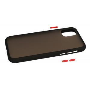 VENNUS Θήκη Color Button VNS-0022 για iPhone SE 2020, διάφανη | Αξεσουάρ κινητών | elabstore.gr