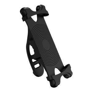 USAMS βάση ποδηλάτου για smartphone US-ZJ053, λαστιχένια, μαύρη | Gadgets | elabstore.gr
