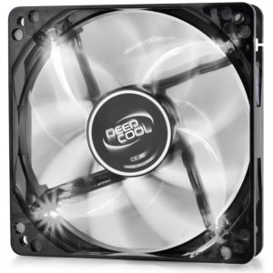 DEEPCOOL WINDBLADE 120 WHITE COOLING FAN 120mm WHITE LED | ΥΠΟΛΟΓΙΣΤΕΣ / ΑΝΑΒΑΘΜΙΣΗ | elabstore.gr